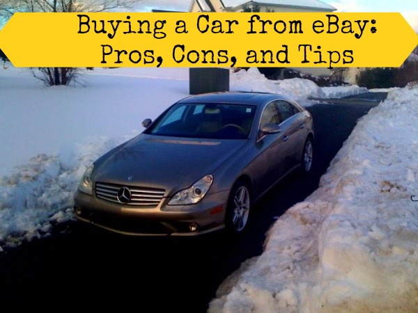 Buying a Car From eBay Pros and Cons