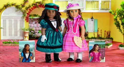 Marie grace and Cecile American Girl