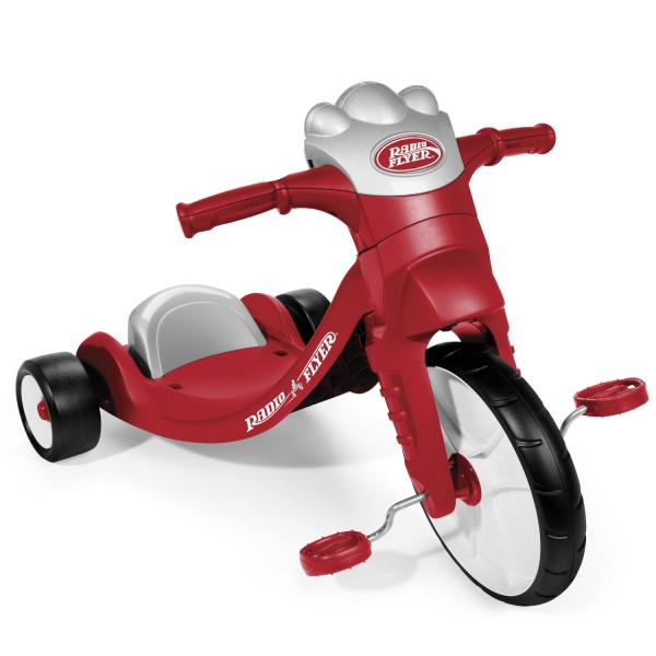 Radio Flyer Lights and sounds racer