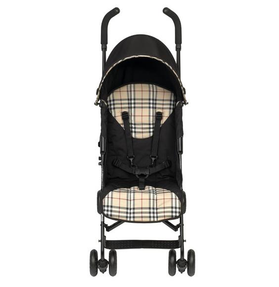 burberry stroller