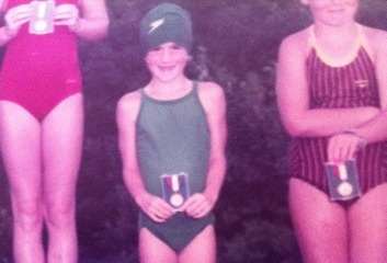 swimming 1984 v