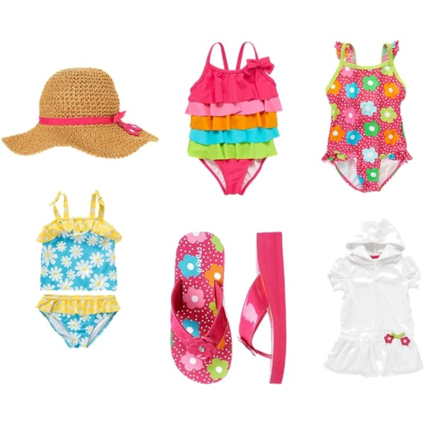 swim fashion for girls