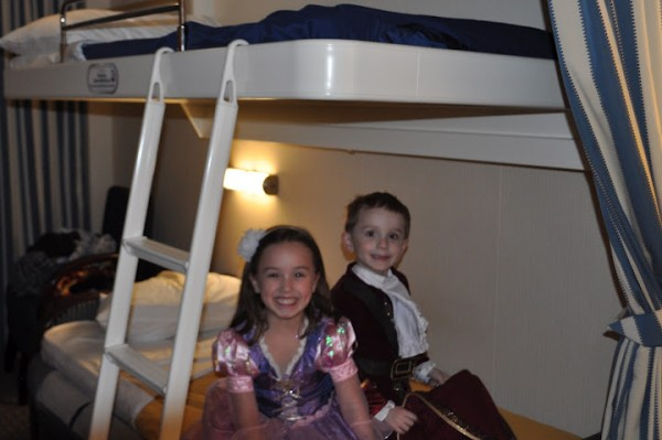 Bunk Beds Disney Cruise Ship