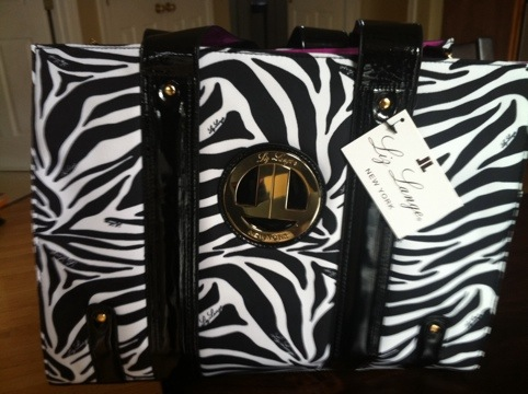 Liz Lange Diaper Bag