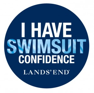Lands' End Swimmates Reveiw: Posing in my Bathing Suit for ...