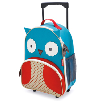 Owl luggage