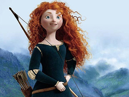 How Merida Got Such Great Hair From Disney S Brave Classy Mommy