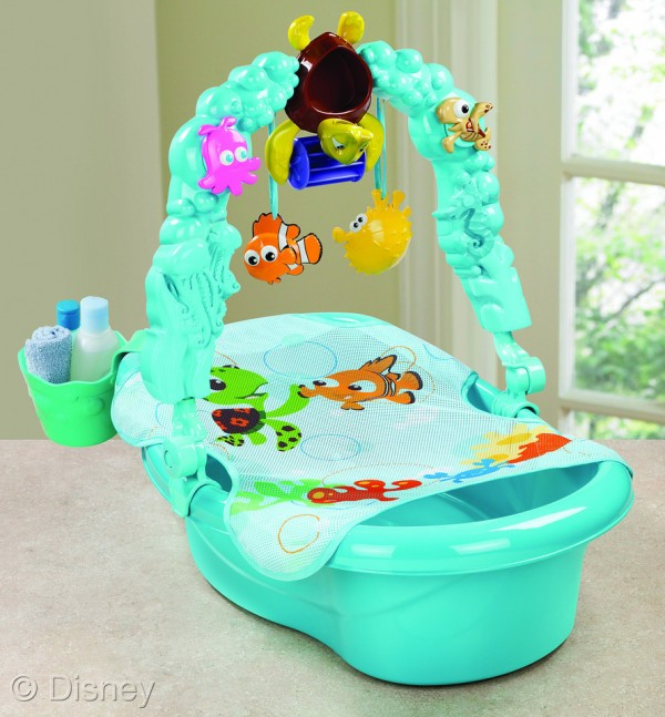 Finding Nemo bath tub