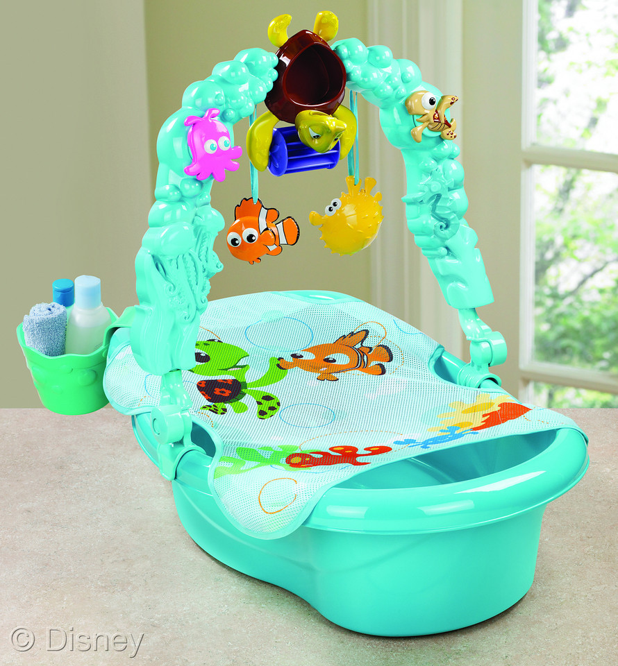 Disney Baby Finding Nemo Bathtub And Robe Launch In Stores