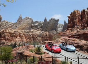 3 Tips for Visiting Disney's Cars Land with Video, Photos, and Impressions - Classy Mommy