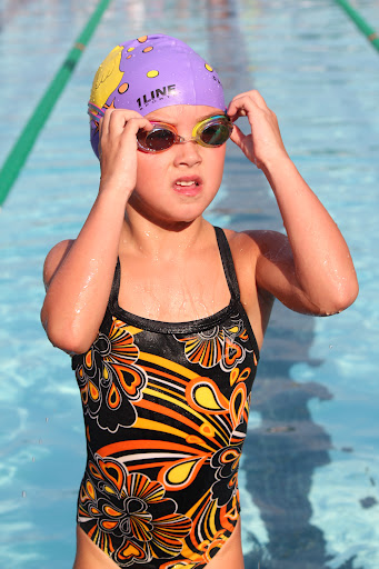 Kenzie swimming goggles