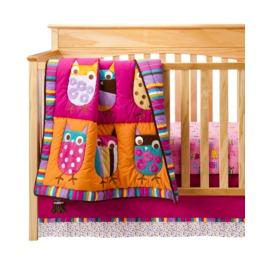 Target Blue Crib Bedding
