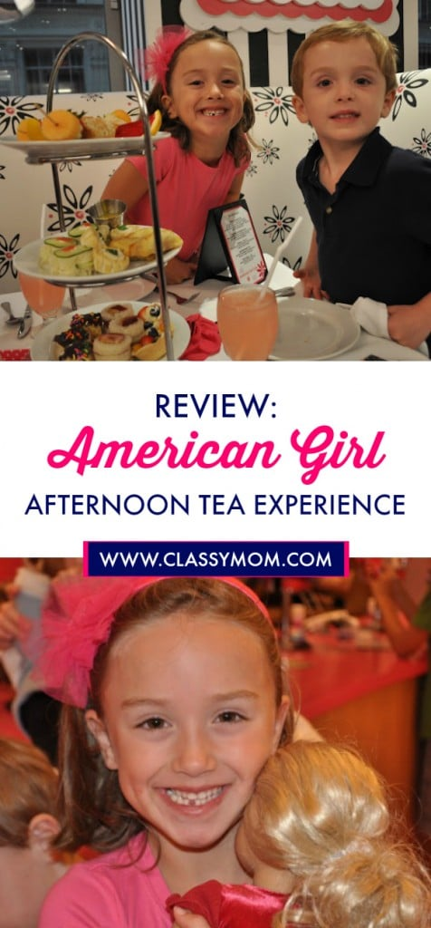 American Girl Afternoon Tea Review