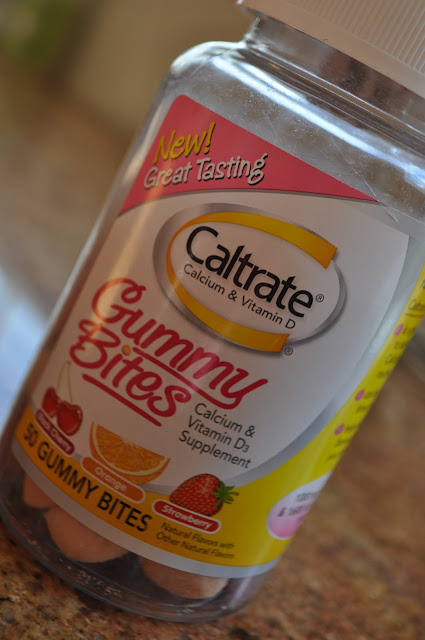 Caltrate Gummy Bites