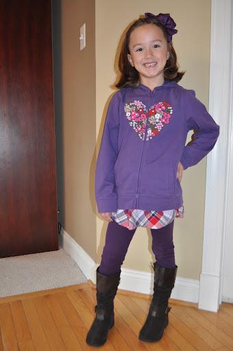 little girls tall boots
