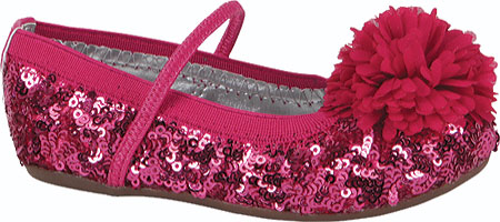 Stride Rite Buffy Pink Sparkle