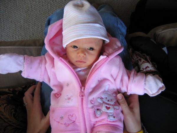 Baby Kenzie Cute