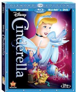 Cinderella Diamond Edition DVD