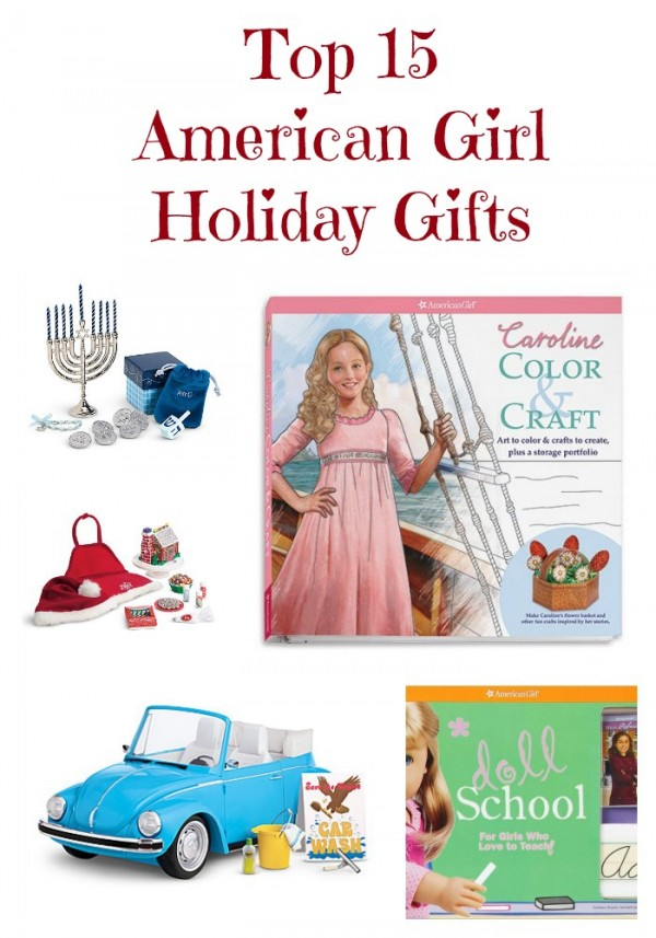 Top 15 American Girl Gifts