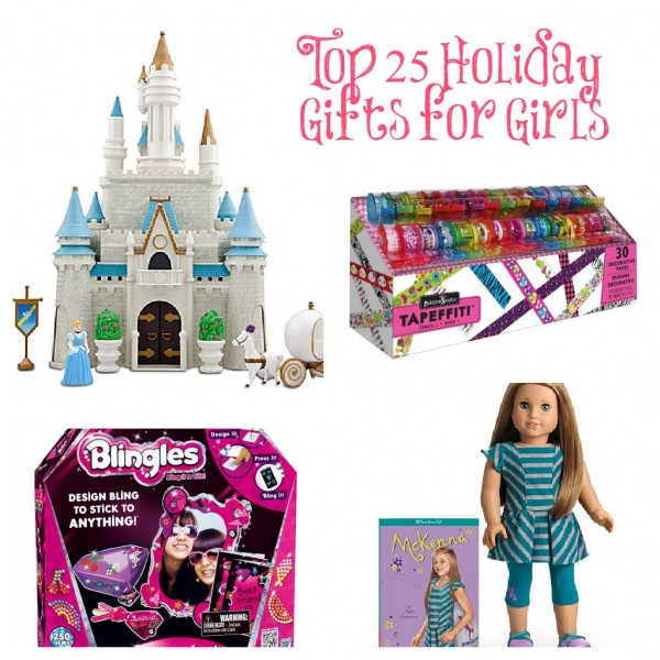 Best Christmas Toys For Girls : Top gift ideas for girls this holiday season classy mommy