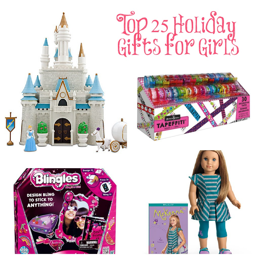 Toys For Tweens 2012 : Top gift ideas for girls this holiday season classy mommy