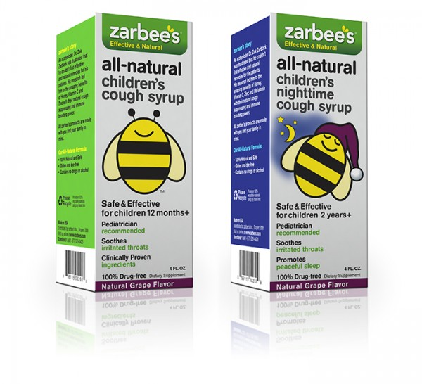 Zarbee's Natural Cough Syrup