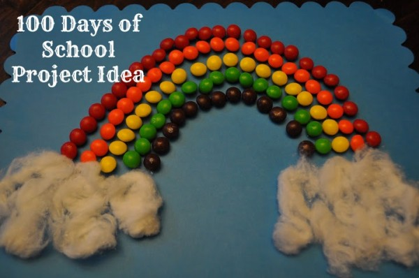 100 Days of School Projects