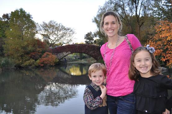 New York City Family Photo