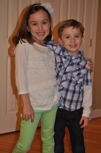 Old Navy Spring Style Kids #ONKidtacular