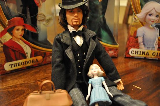 james franco oz doll