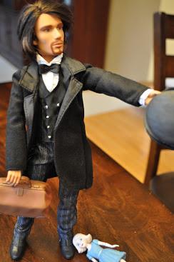 James Franco OZ dolls