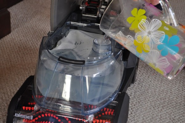 Bissell Deep Clean Premier Vacuum Review Classy Mommy