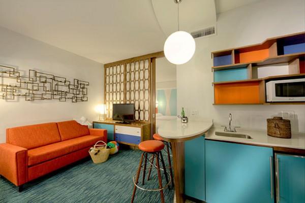 Cabana Bay Beach Resort Room