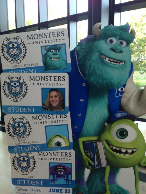 ClassyMommy Monsters University photo