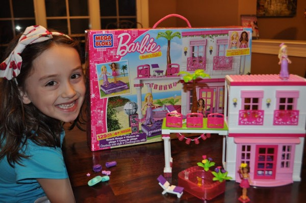 Mega Bloks Build and Style Collection