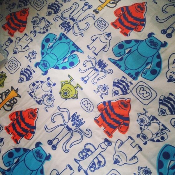 Disney Baby Monsters Inc Nursery Bedding And Theme