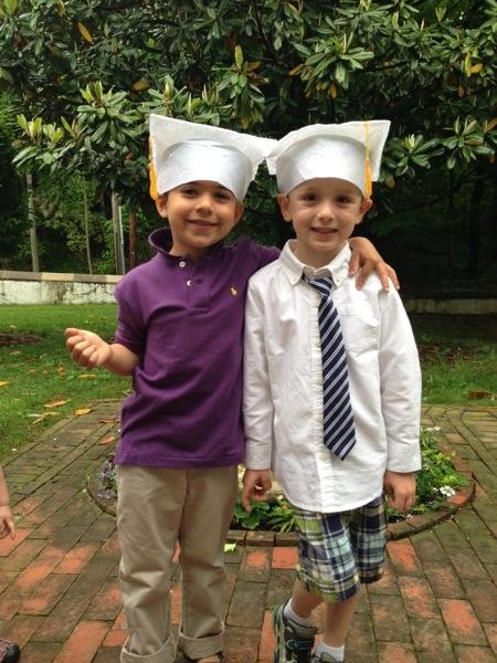preschool graduation caps
