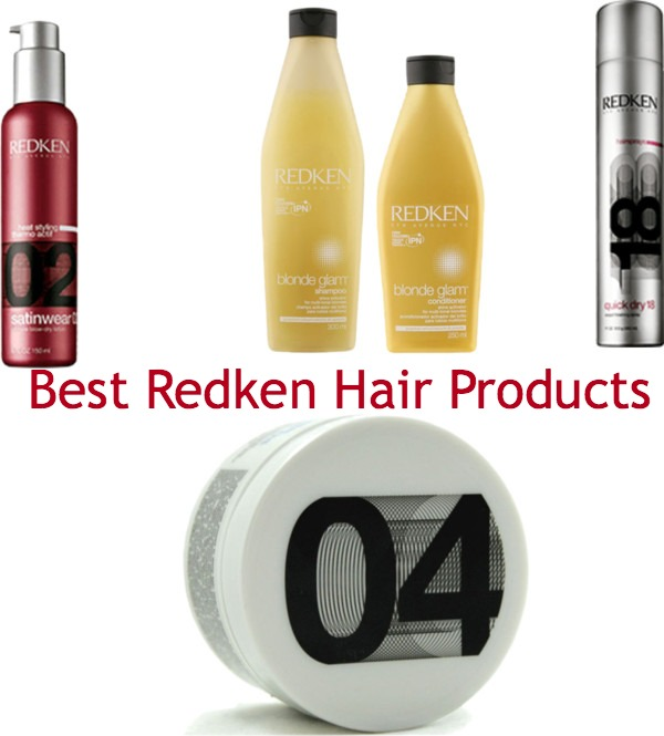 Best Redken Hair Care Products