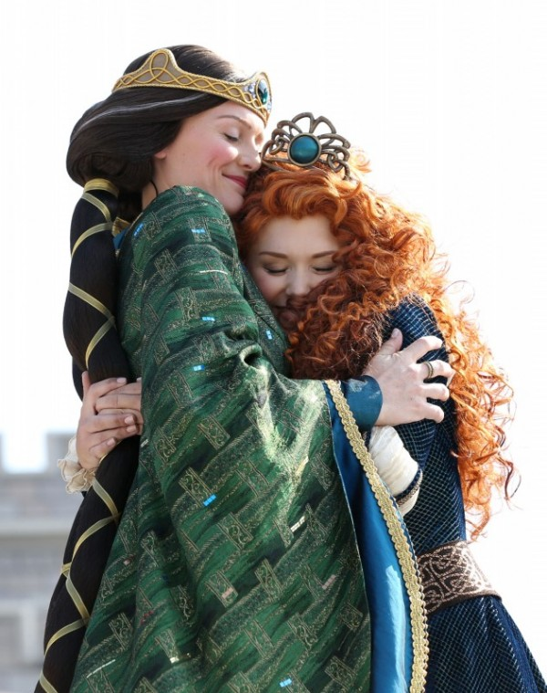 Merida Queen Elinor Celebration