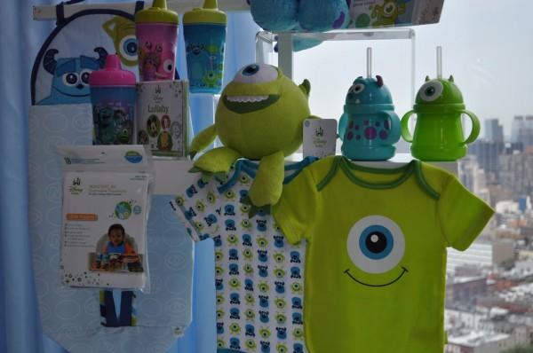Disney Baby Monsters Inc Nursery