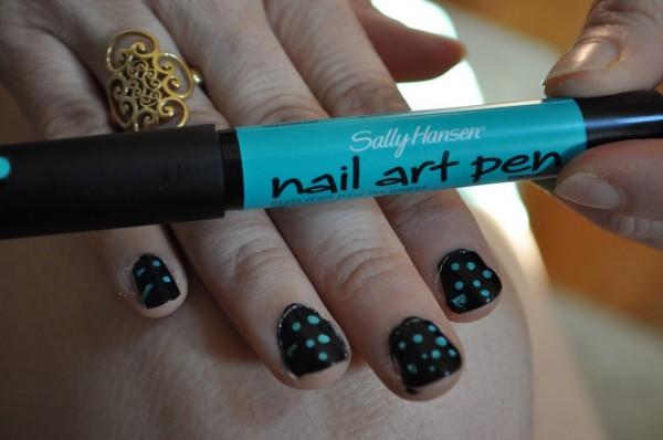 I love nail art pen how to use
