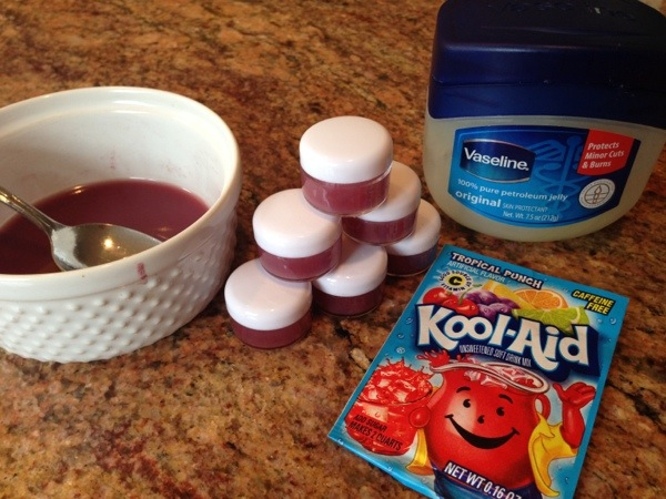How to Make Kool-Aid Lip Gloss
