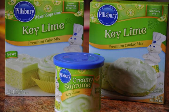 Yum Pillsbury Key Lime And Orangesicle Cake Cookies And