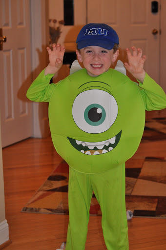 Monsters University Mike And Sulley Costumes Classy Mommy
