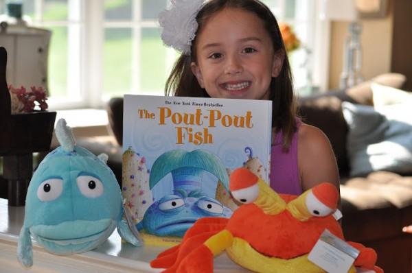 Pout Pout Fish Toys