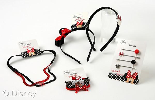 Minnie Mouse Hair Accessories