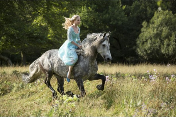 Disney Cinderella Live Action Movie Image