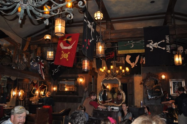 Disney Pirates League Interior