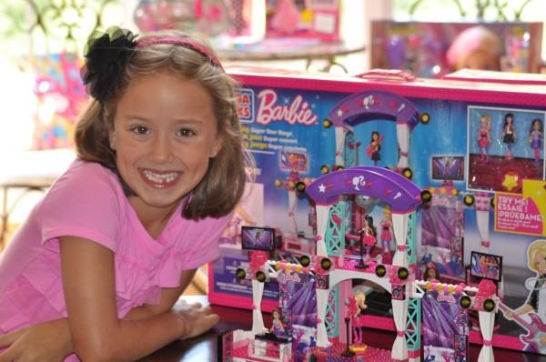 Kenzie Mega Bloks Barbie