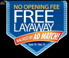 Layaway Walmart